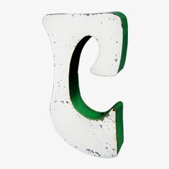 French Letter C, 1960s