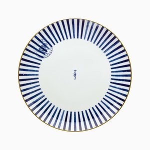 Transatlântica Small Plate by Brunno Jahara