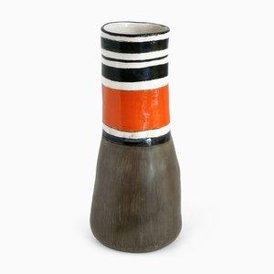 Stripe Vase par Henriëtte H. Jansen