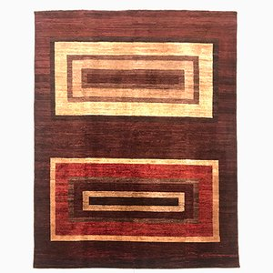 Vintage Afghan Pashtu Carpet