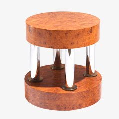 Hyatt Side Table by Ettore Sottsass for Memphis Milano, 1980s