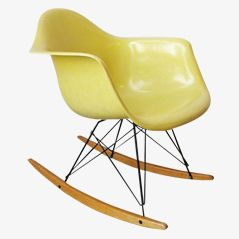 RAR Chair by Charles & Ray Eames for Herman Miller, US, 1956