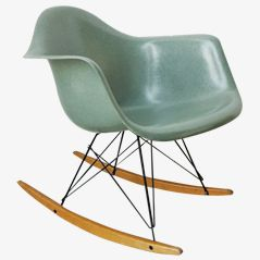 RAR Chair by Charles & Ray Eames for Herman Miller, USA, 1965