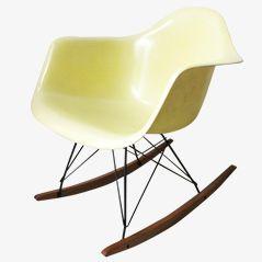 RAR Stuhl von Charles & Ray Eames für Herman Miller