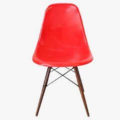 DSW Chair by Charles & Ray Eames for Herman Miller USA, 1970