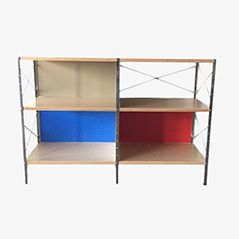 Mid Century ESU Shelf Unit by Charles and Ray Eames for Vitra