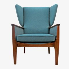 Wingback Chair From Parker Knoll, 1960s