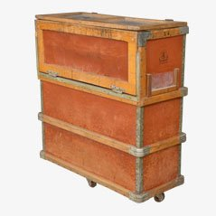 Vintage Wäschebehälter von Suroy