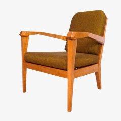 Anthroposophischer Sessel von Felix Kayser für Schiller-Möbel