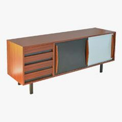 Sideboard by Charlotte Perriand for Steph Simon, 1958