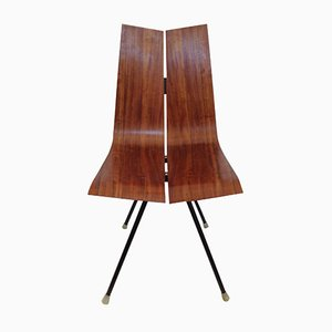 Vintage GA Chair by Hans Bellman for Horgenglarus