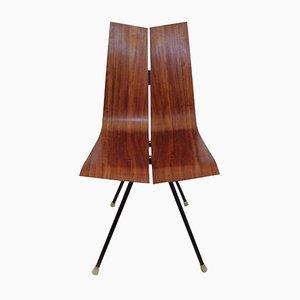 Vintage GA Chair von Hans Bellman für Horgenglarus