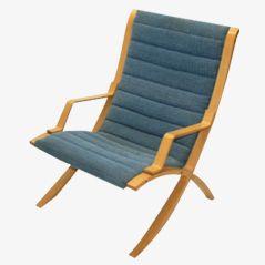 X Chair par Arne Jacobsen pour Fritz Hansen, 1978