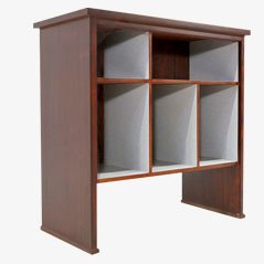 Rosewood Counter Unit