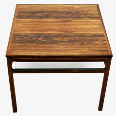 Table Basse en Palissandre, 1950s