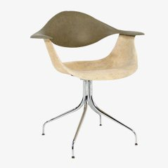 DAF Swag Leg Chair by George Nelson for Herman Miller