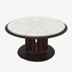 Table Basse en Palissandre, Italie, 1960s