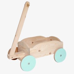 Children's Wooden Handcart