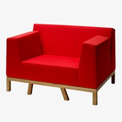 Love Seat Low by Ineke Hans for INEKEHANS|COLLECTION