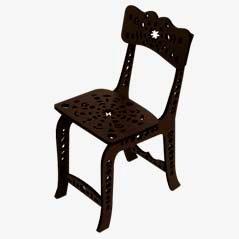 Laser Chair par Ineke Hans pour INEKEHANS COLLECTION