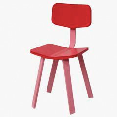 Swing Chair par Ineke Hans pour INEKEHANS|COLLECTION