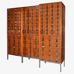 Rosewood Cabinet by De Coene and Knoll, 1958