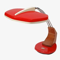 Falux Desk Lamp from FASE, 1960s