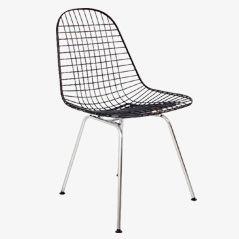 Draht Stuhl von Ray & Charles Eames für Herman Miller