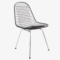 Wire Shell Chair by Ray & Charles Eames for Herman Miller