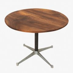 Vintage Coffee Table with Base by Eames for Vitra