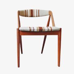 Model 31 Teak Dining Chair by Kai Kristiansen