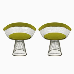 American Side Chairs by Warren Platner for Knoll, 1960s, Set of 2