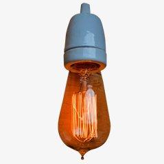 Glühbirne von Ferrowatt, 1910