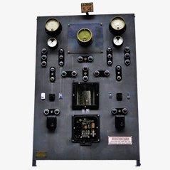 Panel de control de fábrica, años 30