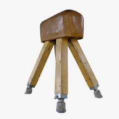 Small Antique Pommel Horse, 1960s