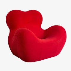 Donna Chair by Gaetano Pesce for B&B Italia, 1960s