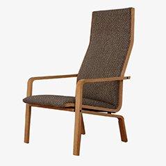 Fauteuil St. Catherine par Arne Jacobsen pour Fritz Hansen