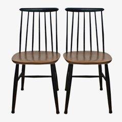 Chaises de Salon, 1960s, Set de 2