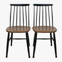 Dining Chairs, 1960s, Set of 2