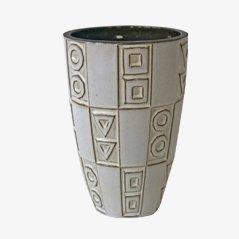 Vintage Vase von Jaap Ravelli, 1950er