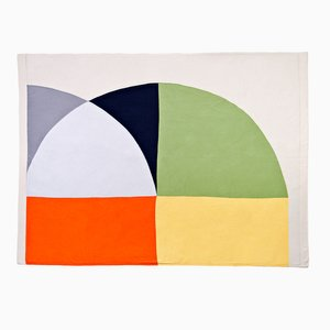 Arc Blanket by Roberta Licini