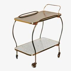 Vintage German Drinks Trolley