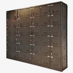 Vintage Industrial Cabinet by Mewaf, 1950s