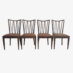 Dining Chairs by A.A. Patijn for Zijlstra Joure, 1960s, Set of 4