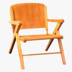 Vintage Children's Chair, 1960s