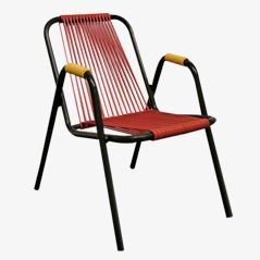 Vintage Children's Chair, 1950s