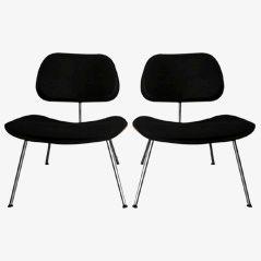 Vintage LCM Stühle von Charles & Ray Eames für Herman Miller, 1960er