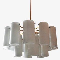 Lámpara colagnte Ark 69 de Gert Nyström para Fagerhult, 1965