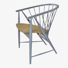 Solfjädern Stuhl von Sanna Rosén für Nesto, 1950