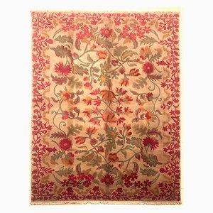Nepalesischer Vintage Teppich